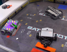 Don't just watch BBC's Robot Wars, fight your own Hexbug Battlebots at home