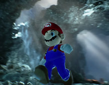 This is what Mario could look like on Nintendo NX