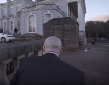 Watch gamers guide a real life Hitman Agent 47 on a killing spree