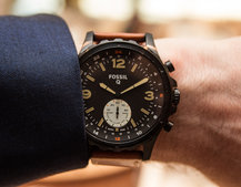 Fossil Q analogue watches: Smart in looks, smarter in function