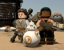 Lego Star Wars: The Force Awakens review: The best Lego game to date