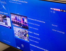 Sky to show Formula 1 in 4K UHD from 2017