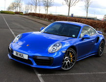 Porsche 911 Turbo S (2017) first drive: Ready to launch
