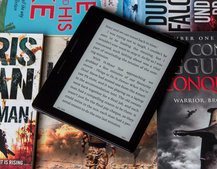 Amazon Kindle Oasis review: First class reader, first class price