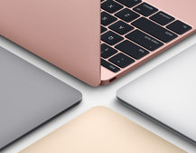 Apple announces new MacBook line-up, rose gold version added