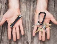 Eliminate key clutter with KeySmart, now 27 per cent off