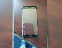 Galaxy Note 7 iris scanner instructions leak, this is how the scanner will work