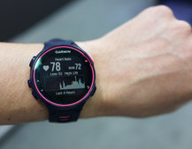 Garmin Forerunner 735XT hands-on preview: Beating the bulk