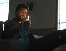 Hugely controversial Preacher exclusive to Amazon Prime Instant Video in UK