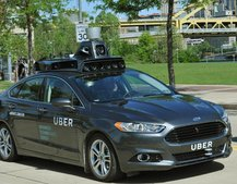 It's official: This is what Uber's first self-driving car looks like