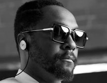 Will.i.am made these vinyl-inspired earbuds you can only buy from Apple