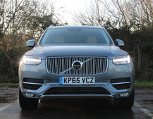 Volvo XC90 review: Setting the SUV standard