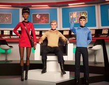 Mattel celebrates Star Trek's 50th anniversary with amazing Barbie set