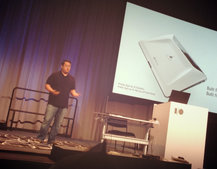 Project Tango LG tablet to release next year for consumers, says Google at I/O