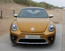 Volkswagen Beetle Dune (2016) first drive: Rugged and ready