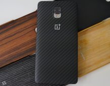 OnePlus 3 official cases in pictures: Bamboo, Karbon, Sandstone and more