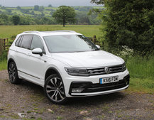 Volkswagen Tiguan first drive: All grown up