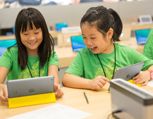 Apple Stores offer new free coding courses for your kids, just in time for summer