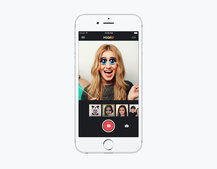 Facebook Live to offer Snapchat-like lenses through MSQRD app