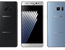 Samsung Galaxy Note 7 in pictures: Photos, renders and leaks galore