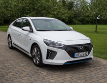 Hyundai Ioniq Hybrid review: Hitting the road in Hyundai's happy hybrid