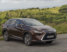 Lexus RX 450h review: An SUV-sized slice of Japanese futurism