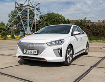Hyundai Ioniq Electric review: Fully charged