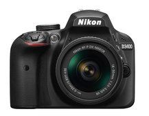 Nikon D3400 updates entry-level DSLR with Bluetooth, for instant smartphone sharing