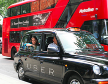 Uber will let you pre-book rides in London