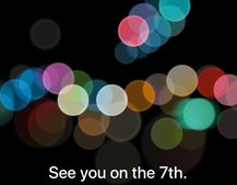 It's official: Apple will hold 7 September event likely for iPhone 7