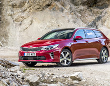 Kia Optima Sportswagon first drive: A big friendly giant that lacks a bit of personality