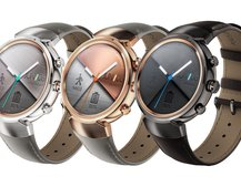 Asus Zenwatch 3 is here, it's round and charges stupendously fast