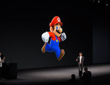 Mario coming to iOS with Super Mario Run