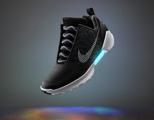 Nike Hyperadapt 1.0 are the BTTF trainers with powerlaces you can actually own
