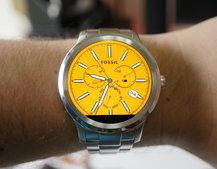 Fossil Q Founder review: More Qs than As for this fashion smartwatch