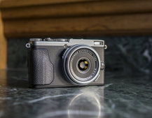 Fujifilm X70 review: Wide-angle wonder