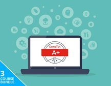 The CompTIA Core Certification Bundle can boost your job-hunting prospects (95 per cent off)
