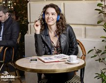 You can get an Audible subscription with 50 per cent off for 3 months this February