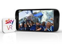 Sky launches VR app featuring David Beckham and the English National Ballet