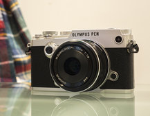 Olympus Pen-F review: Not F-ing about