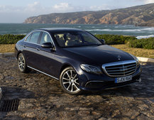 Mercedes-Benz E-Class 2016 first drive: The Einstein of luxury cars