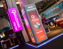 Qualcomm's X50 modem will make smartphone downloads lightning fast