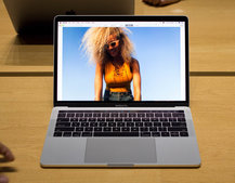 Apple MacBook Pro (2016) with Touch Bar: Thinner, brighter, faster, and very touchy feely