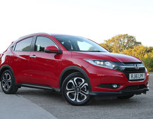 Honda HR-V review: An unusual acquaintance