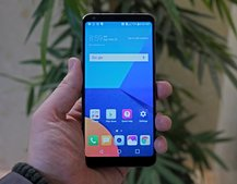 LG G6 preview: All screen, no frame
