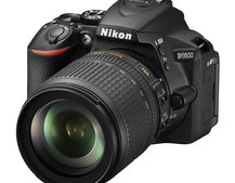 Nikon launches D5600 DSLR with Bluetooth for instant photo sharing