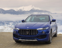 Maserati Levante review: Heritage with added hench