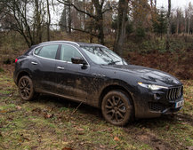 Maserati Levante first drive: Taking the luxe offroad