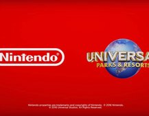The world of Nintendo is coming to Universal theme parks
