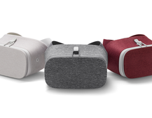 Google launches Daydream View in new colours other than slate grey